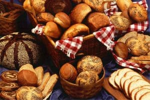 bread rolls buns